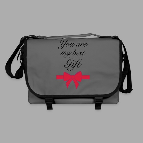 you are my best gift - Shoulder Bag