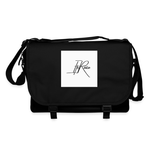Small logo white bg - Shoulder Bag