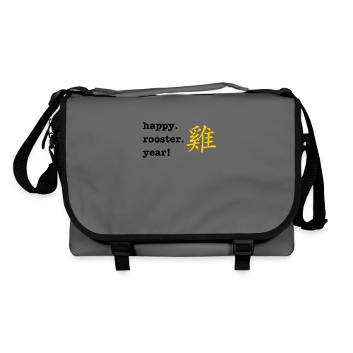 happy rooster year - Shoulder Bag