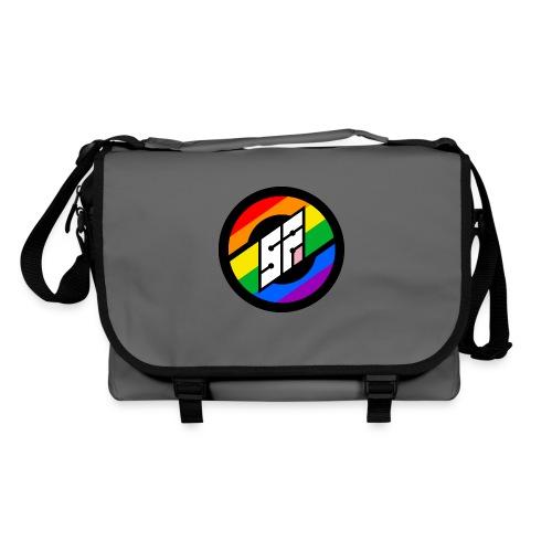 SotonFurs Pride Roundel Backed - Shoulder Bag