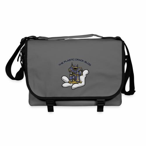 Plastic Crack Blog - Shoulder Bag