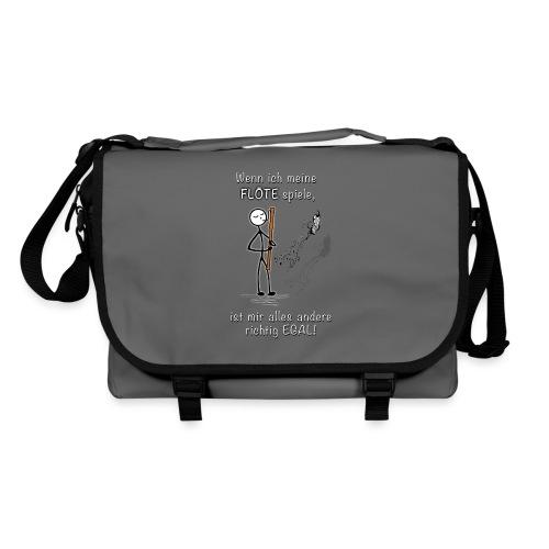 Recorder Love f. dark colours - Shoulder Bag