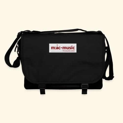 mtc music - Umhängetasche