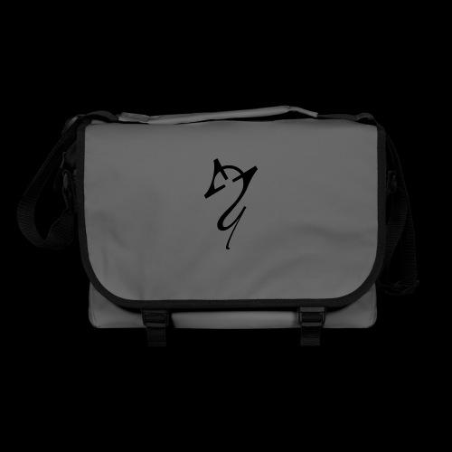 Overscoped Logo - Shoulder Bag