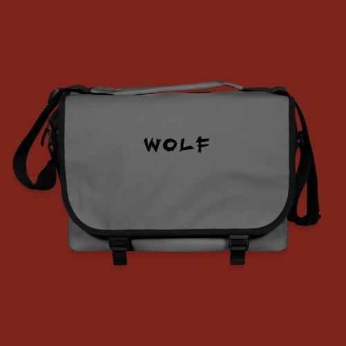 Wolf Font png - Schoudertas