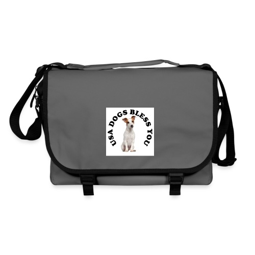 usadogsLOGO2 - Shoulder Bag