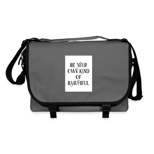 Be your own kind of beautiful - Shoulder Bag