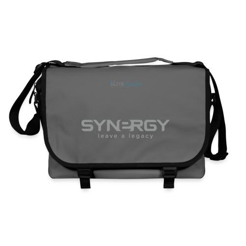 elitehealth-logo-tagline - Shoulder Bag