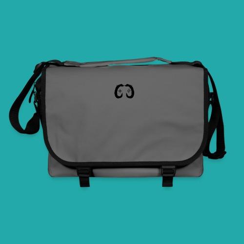 Crowd Control Controller Logo Black Large - Shoulder Bag