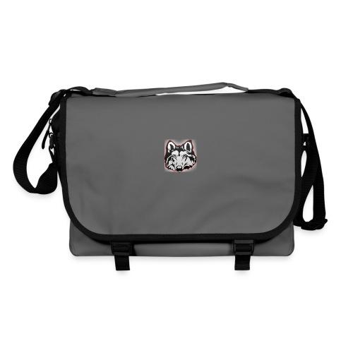 Wolfie (Red) - Shoulder Bag