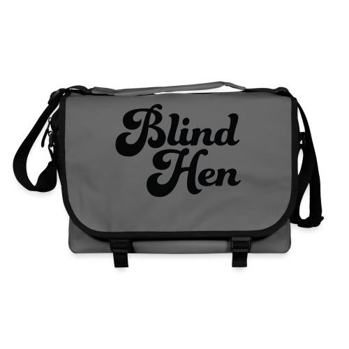 Blind Hen - Logo T-shirt premium, green. - Shoulder Bag