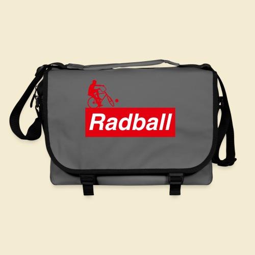 Radball   Red - Umhängetasche