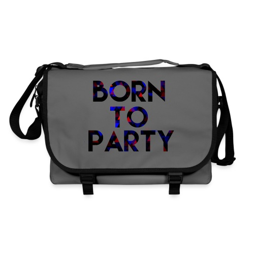 Born to Party - Shoulder Bag