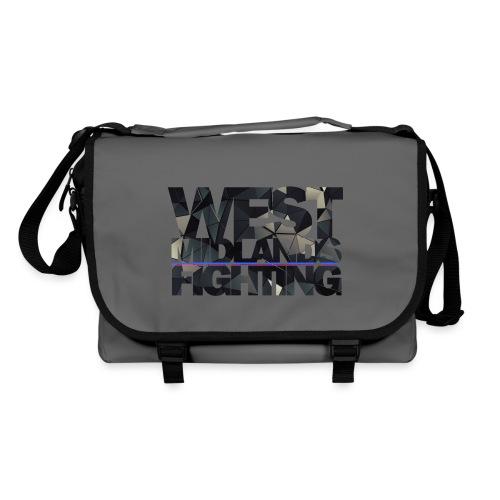 low poly on light - Shoulder Bag