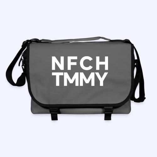 Einfach Tommy / NFCHTMMY / White Font - Umhängetasche