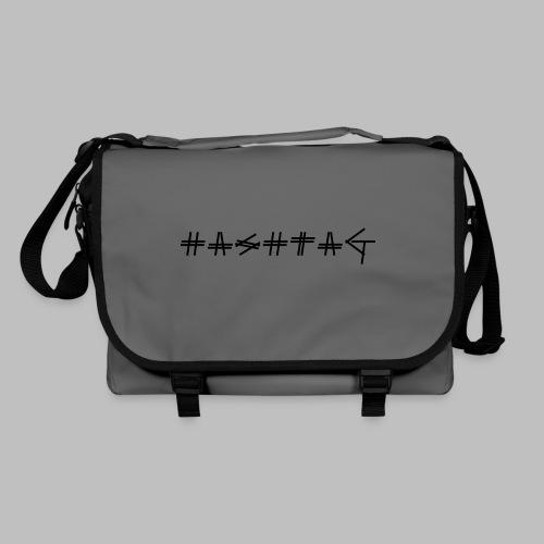 Hashtag - Shoulder Bag