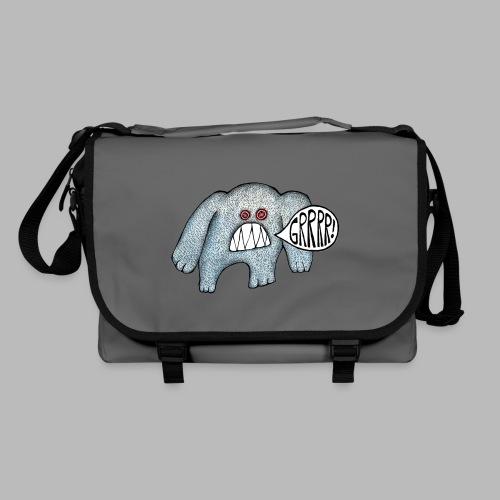 with added GRRRR - Shoulder Bag