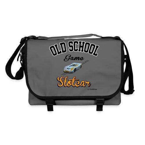 Olschool game Slotcar 1 - Sac à bandoulière