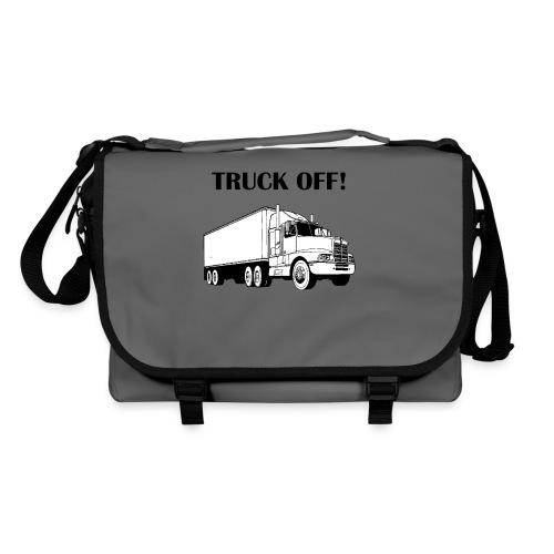 Truck off! - Shoulder Bag