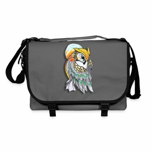 Cosmic owl - Bolso de bandolera