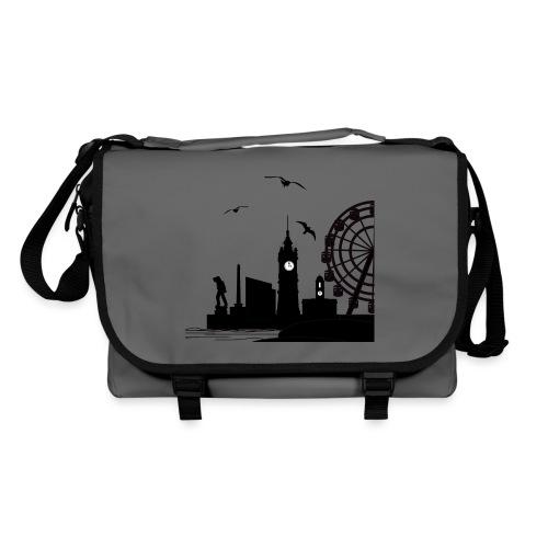 Silhouette of Margate - Shoulder Bag