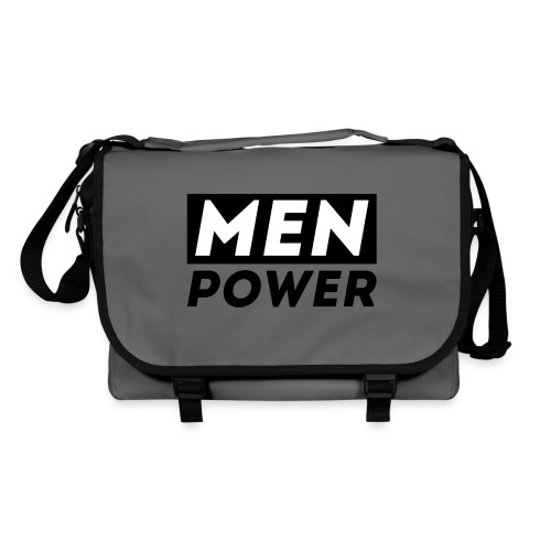 MEN POWER - Umhängetasche