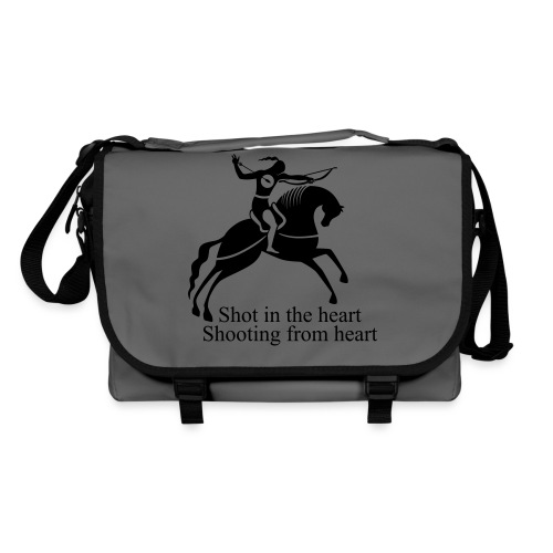 Shot in the Heart - Shoulder Bag