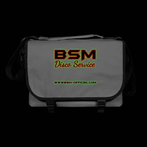 BSM Disco Service Logo - Shoulder Bag