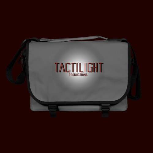 Tactilight Logo - Shoulder Bag