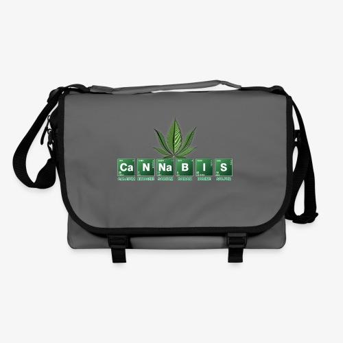 cannabis bad - Umhängetasche