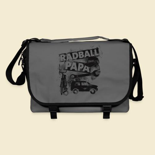 Radball   Papa - Umhängetasche