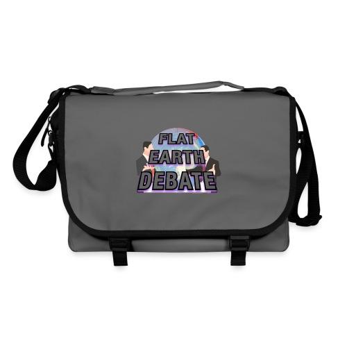 Flat Earth Debate - Shoulder Bag