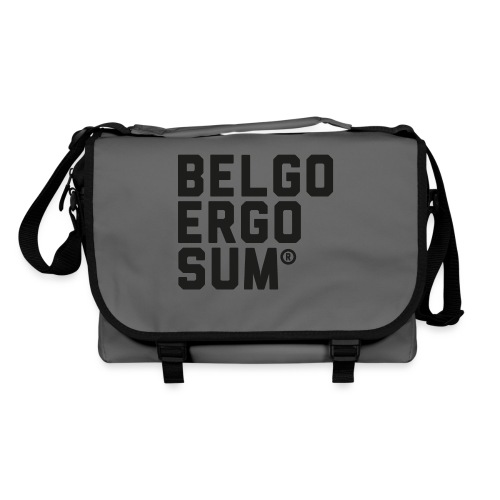 Belgo Ergo Sum - Shoulder Bag