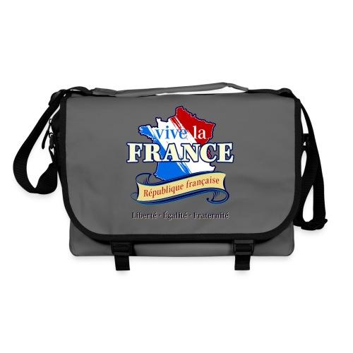 vive la France Frankreich République Française - Shoulder Bag