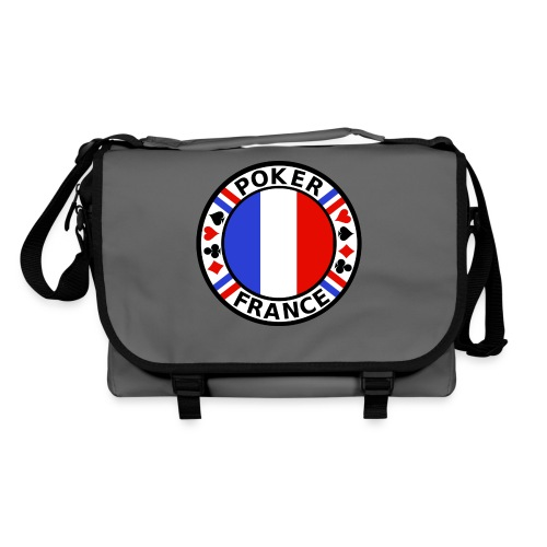 poker france - Shoulder Bag