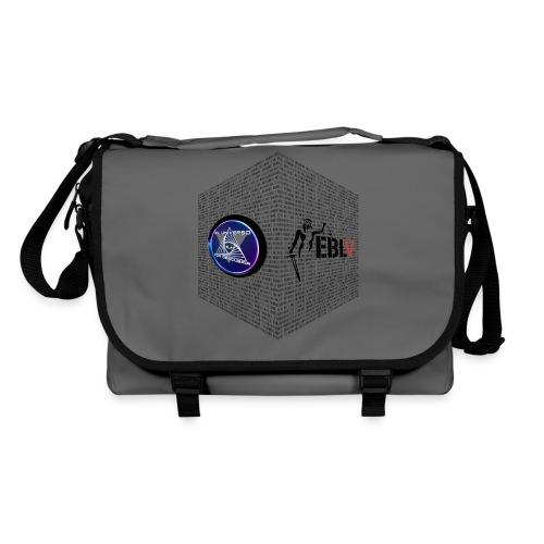disen o dos canales cubo binario logos delante - Shoulder Bag