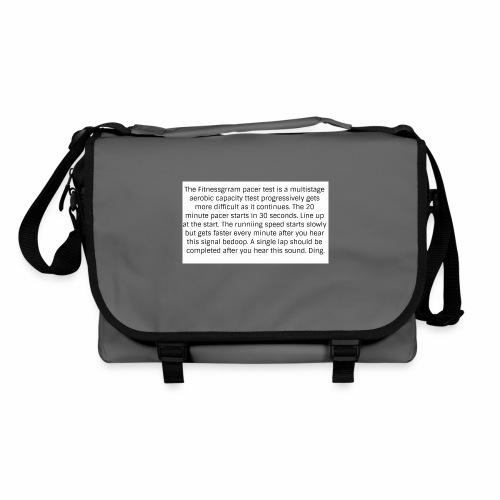FitnessGram pacer Test - Shoulder Bag