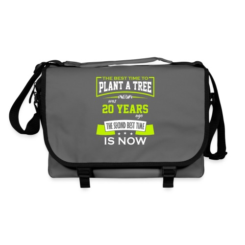The best time to plant a tree was 20 years ago - Skulderveske