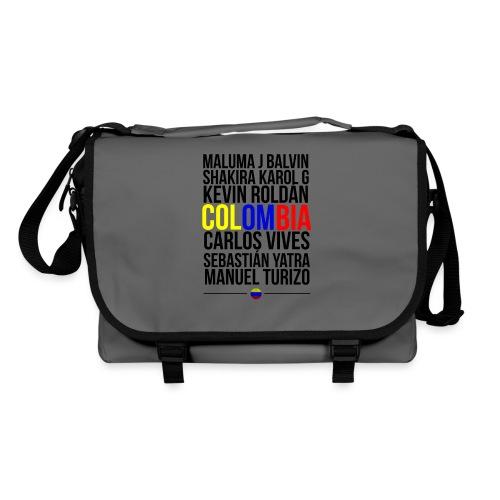 Reggaeton Shirt Kolumbien - Umhängetasche