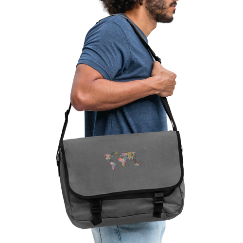 Hipsters' world - Shoulder Bag