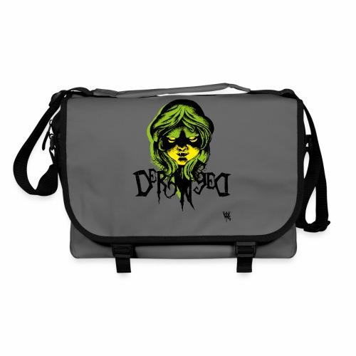 DerangeD - Tattoo Metal Horror Vampire - Skuldertaske