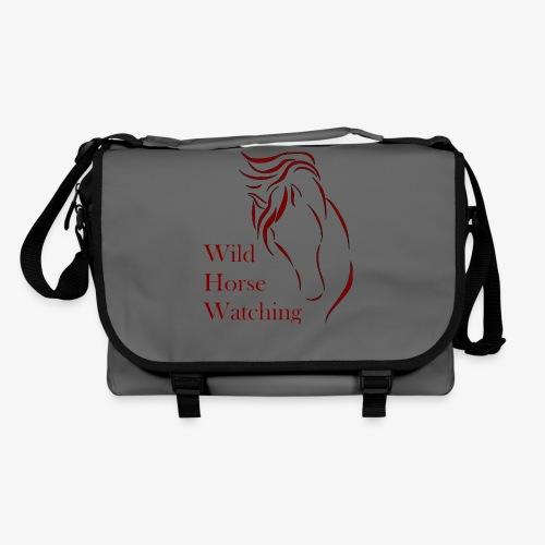 Logo Aveto Wild Horses - Tracolla