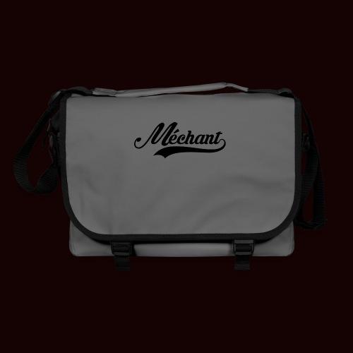 mechant_logo - Sac à bandoulière