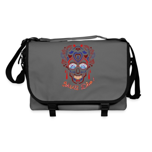 Skull Tattoo Art - Shoulder Bag