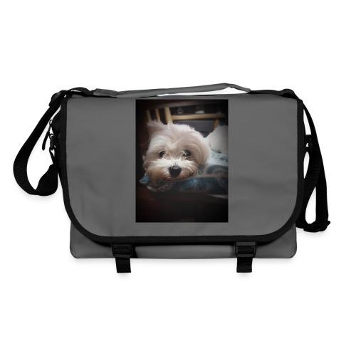 Pure White Pup - Shoulder Bag