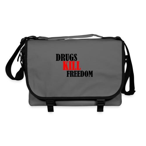 Drugs KILL FREEDOM! - Torba na ramię