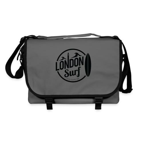 London Surf - Black - Shoulder Bag