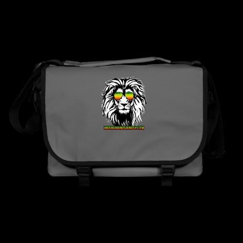 RASTA REGGAE LION - Umhängetasche