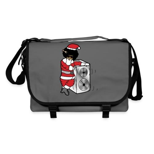 Afro Santa w/ Music Speaker - Shoulder Bag