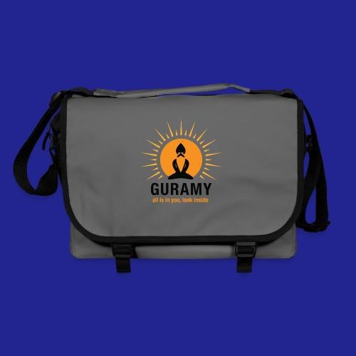 final nero con scritta - Shoulder Bag